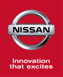 Nissan. Innovation that excites